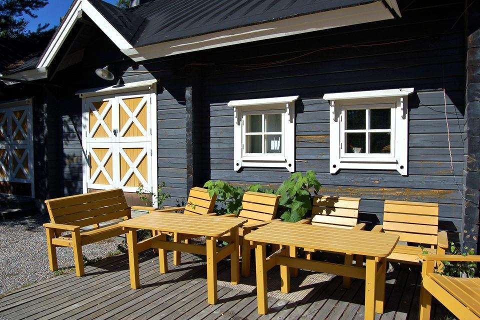 Le mobilier contemporain finlande for Mobilier sejour contemporain