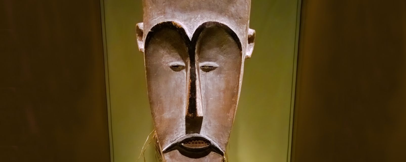Les arts et la culture, Smithsonian African Art Museum., Washington, gabon, fang, masque, art