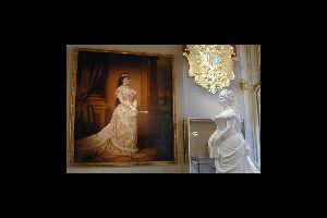 Le musée ZAM , Sissi l'impératrice au musée ZAM , Allemagne