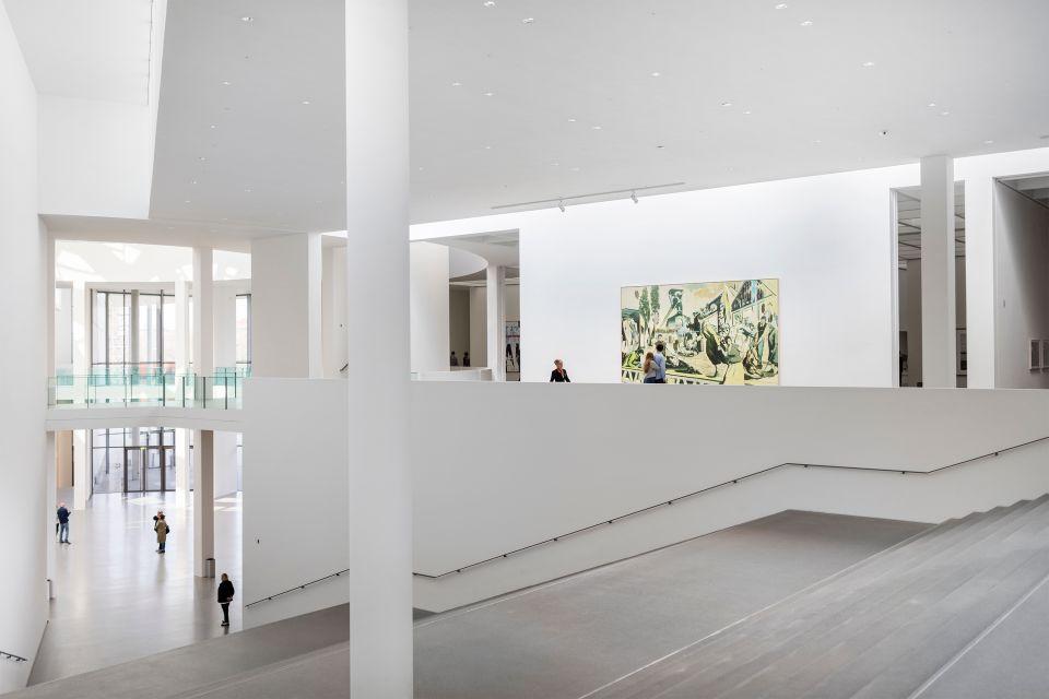 La Nuova Pinacoteca, La Nuova Pinacoteca (Neue Pinakothek), I musei, Monaco, Germania
