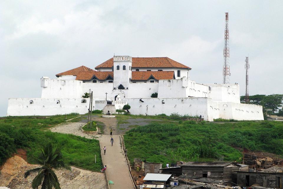 Les châteaux et les forts , Ghana