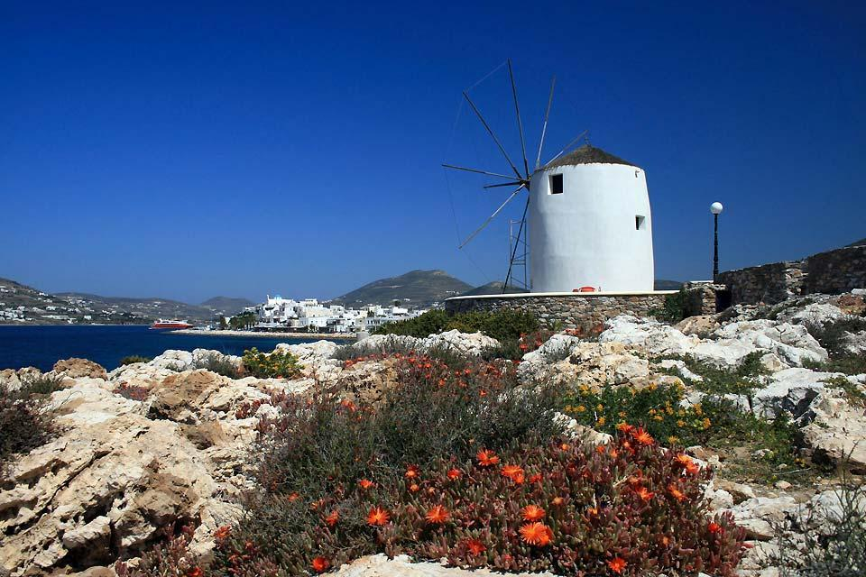 Les Cyclades , Mykonos , Grèce