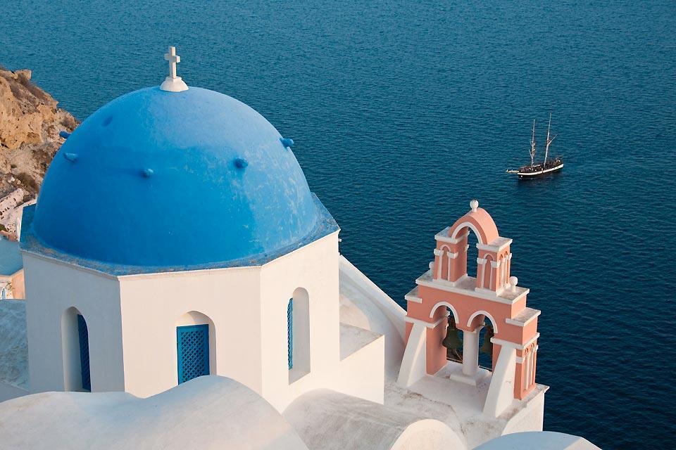 Les Cyclades , Habitat traditionnel , Grèce