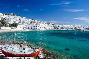 Mykonos , Le centre ville , Grèce