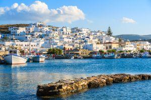 Paros , Destination touristique internationale , Grèce