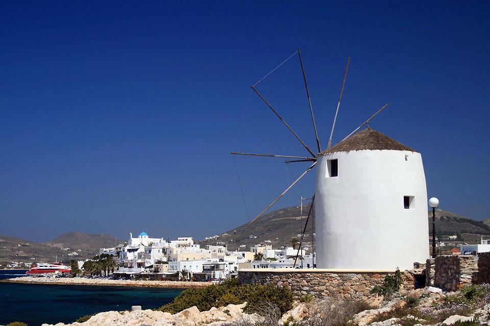 Paros , Numéro 3 , Grèce