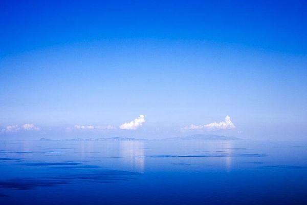 Folégandros et les autres , Le paysage marin de Folégandros , Grèce