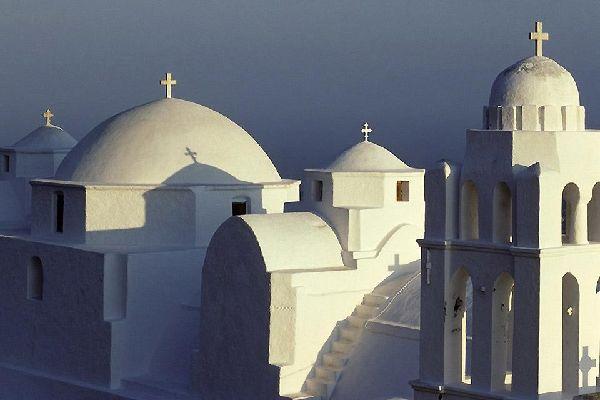 Folégandros et les autres , L'église de Panagia , Grèce