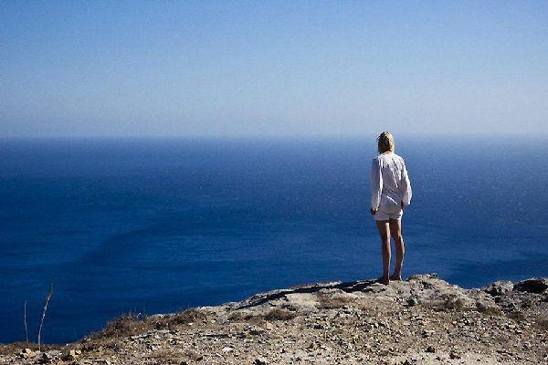 Folégandros et les autres , L'île d'Amorgos , Grèce