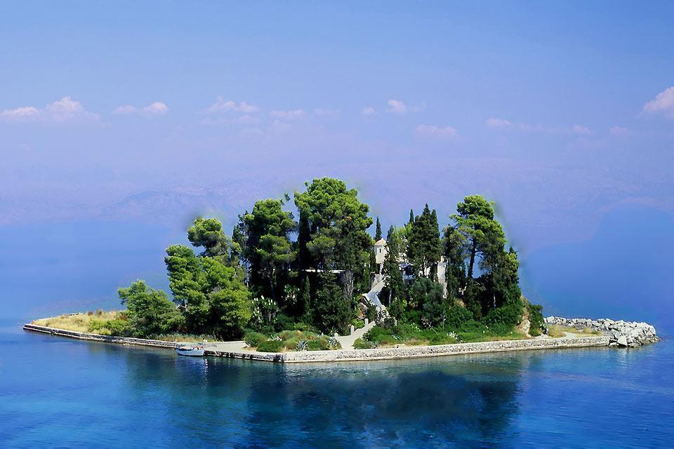 Les îles Ioniennes , La Grèce à l'ouest , Grèce