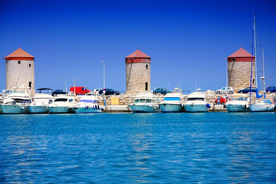 Les îles du Dodécanèse , Rhodes et ses îles , Grèce