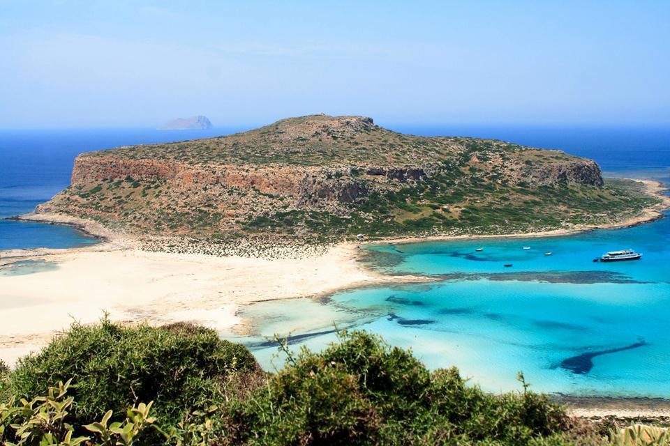 Les plages , La diversité des rivages grecs , Grèce