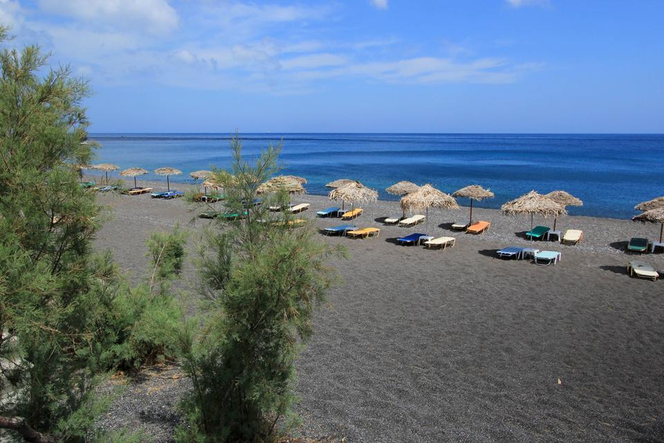 Les plages , Les plages de Santorin , Grèce