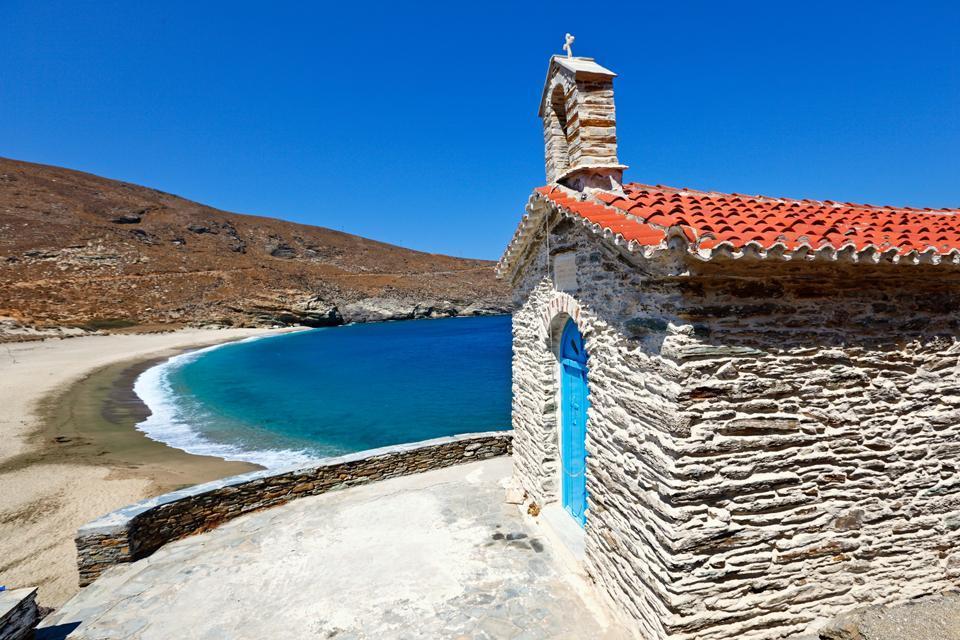 Les plages , Les plages des Cyclades , Grèce