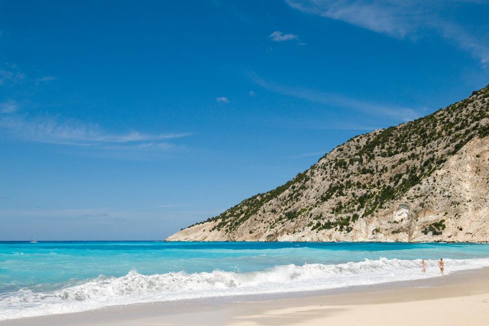 Les plages , Un cadre naturel exceptionnel , Grèce