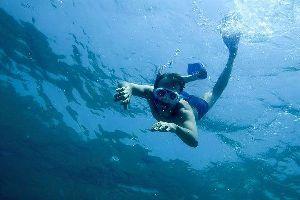 La plongée , Les fonds marins , Grèce