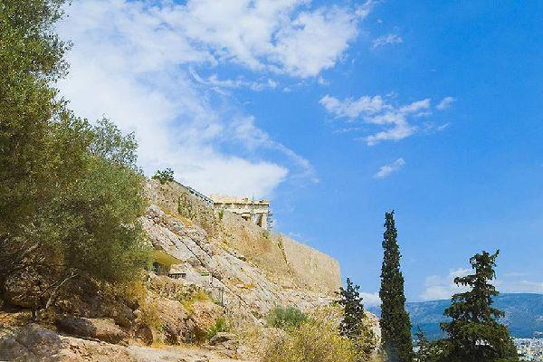 Ática , El territorio del Ática , Grecia