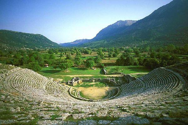 Epirus , Dodona , Griechenland