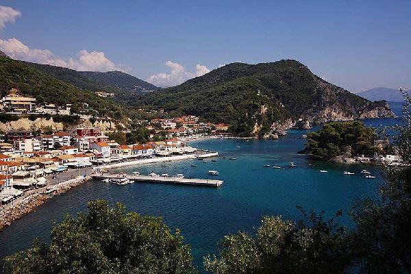 Epirus , Parga , Griechenland