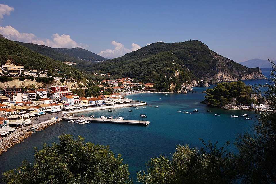 Epirus , Parga , Greece