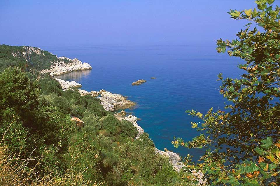 Thessaly , The Pelion region , Greece