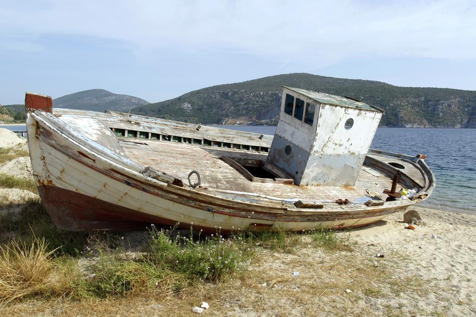 La Macédoine et la Chalcidique , Sithonia , Grèce