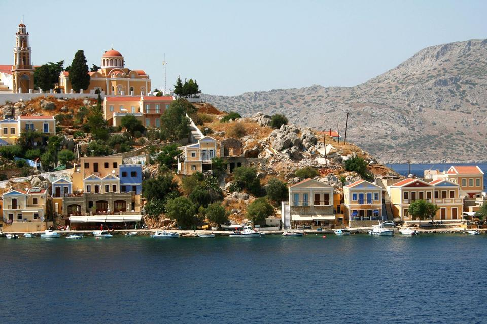 Las islas , Grecia