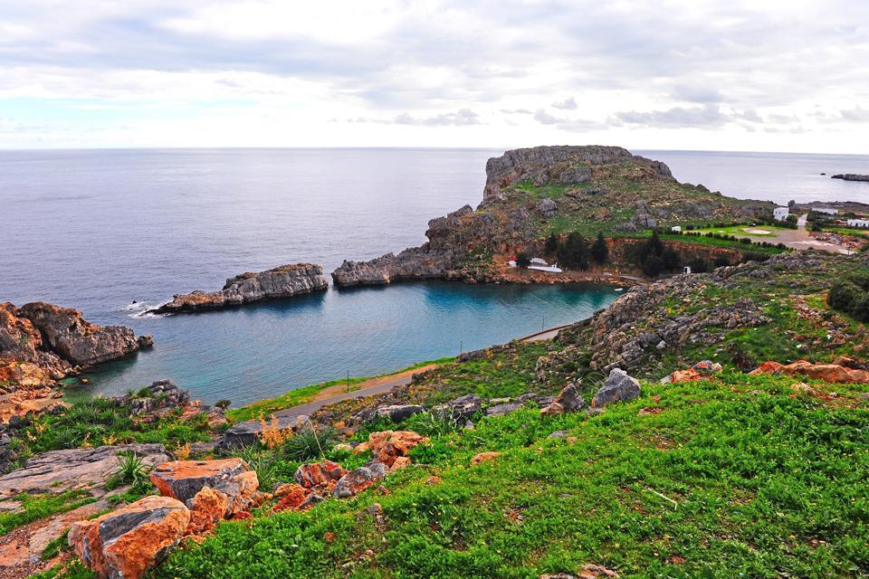 Las islas , Rodas , Grecia