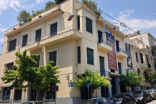Ilias Lalaounis Jewellery Museum , Collections of antique jewellery , Greece