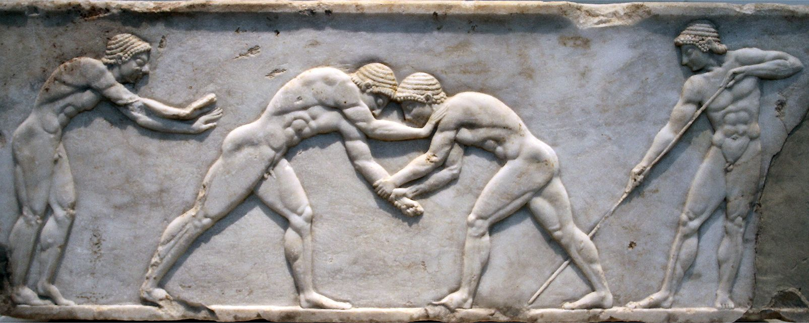 Il museo archeologico nazionale , Grecia