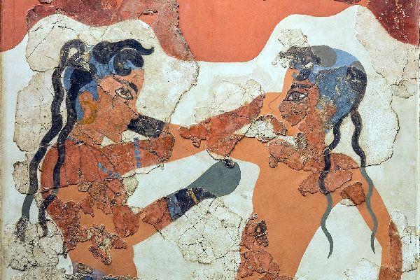 El Museo Arqueológico Nacional , La organización del Museo Arqueológico , Grecia
