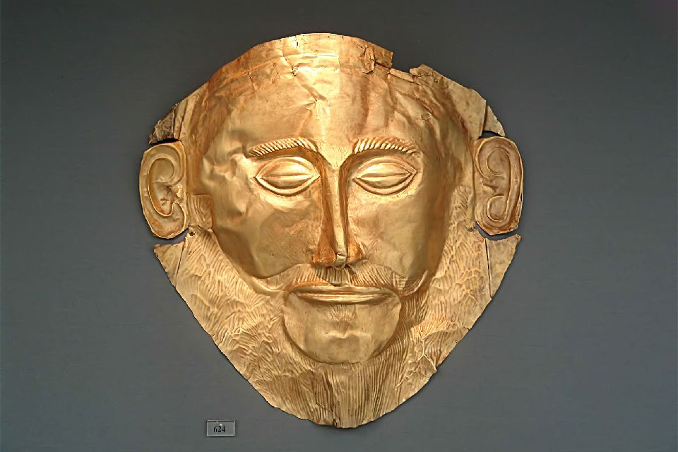 Le Musée archéologique national , Les jarres du musée national , Grèce
