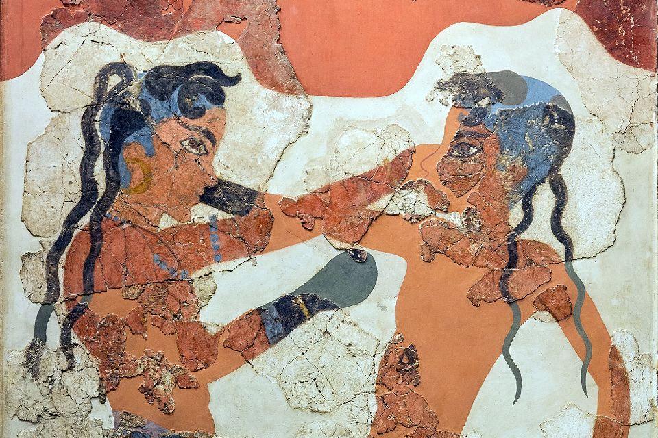 Le Musée archéologique national , L'organisation du musée archéologique , Grèce