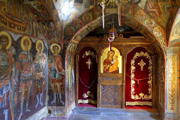 Los monasterios de los Meteoros , Patrimonio mundial griego , Grecia