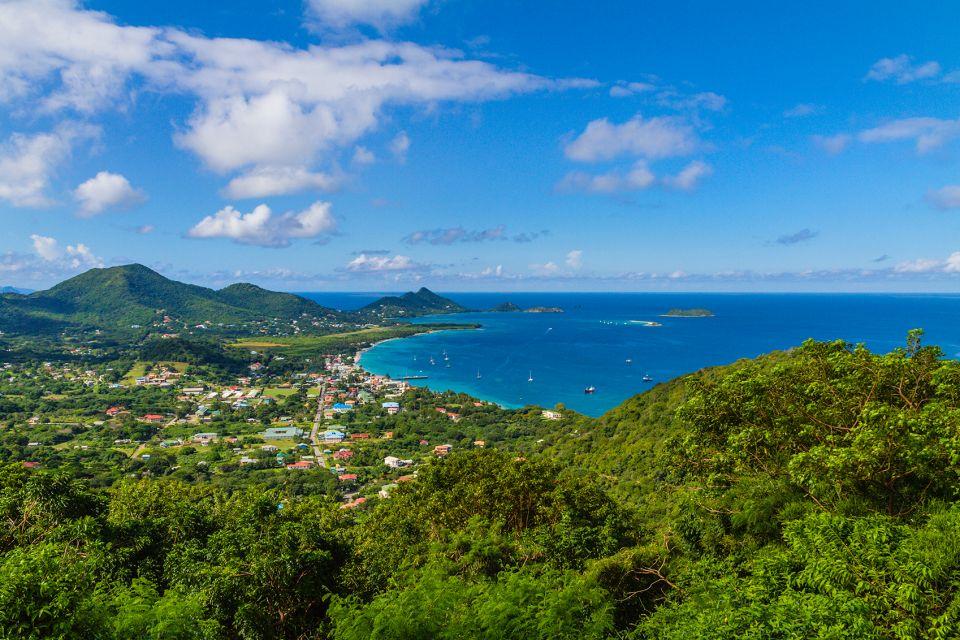 Les paysages, grenade, caraïbes, Antilles, amérique, amérique du nord, montagne, volcanique, volcan
