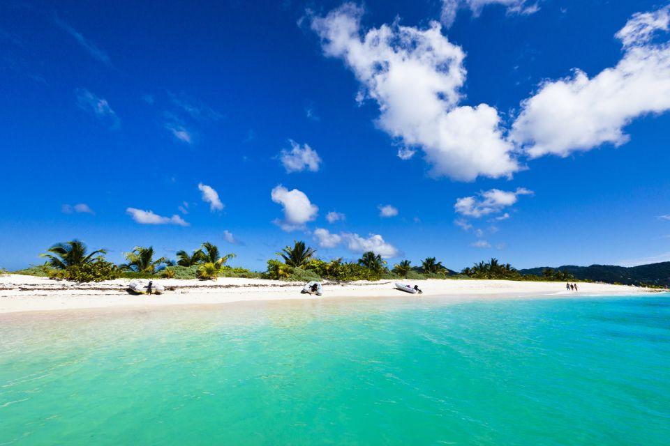 """, Die """"Trois Îlots"""", Die Küsten, Grenada"""