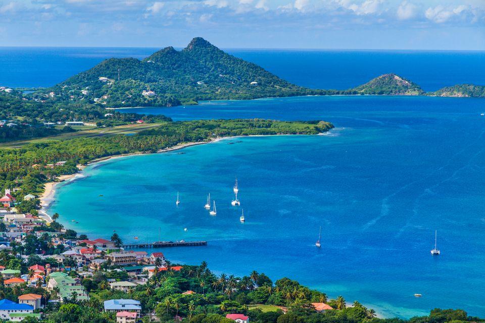 , Carriacou Island, Coasts, Grenada