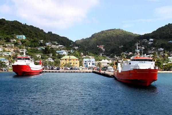 Bequia , Die Fähren der Grenadinen-Inseln , St-Vincent und die Grenadinen