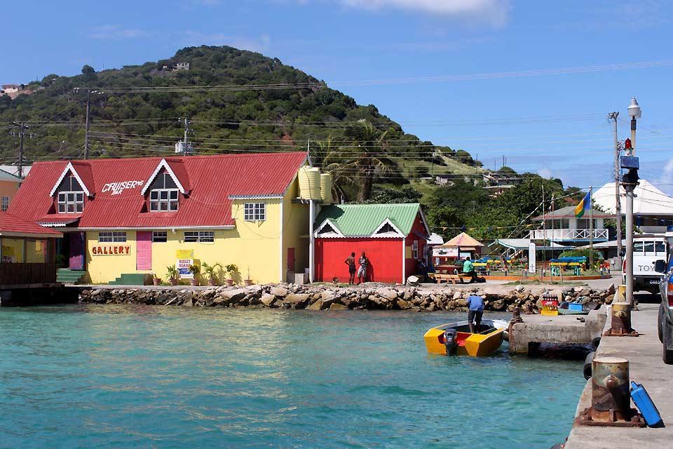 Union Island , Clifton, Union Island , St-Vincent und die Grenadinen