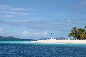 Isla de la Palmera , Playa de Palm Island , San Vicente y las Granadinas
