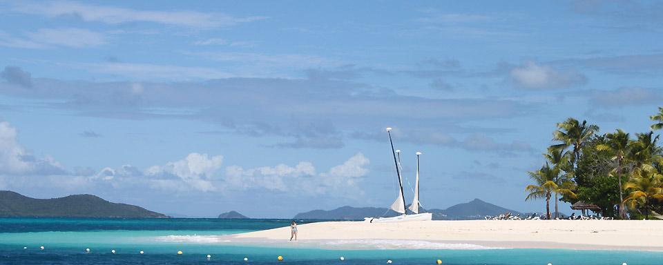 Playa de Palm Island