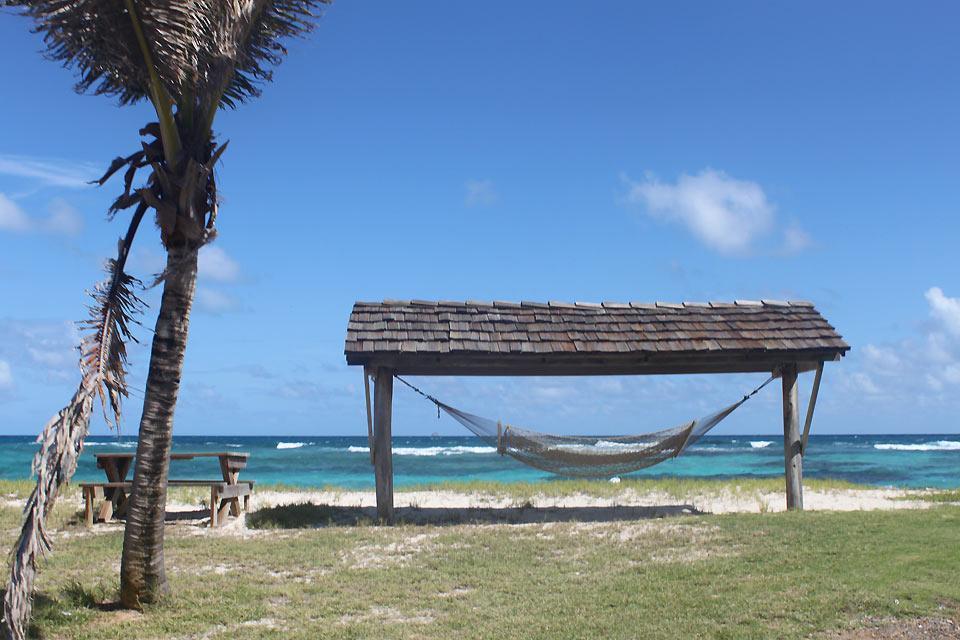 Palm Island , Palm Island, die All-inclusive-Insel , St-Vincent und die Grenadinen