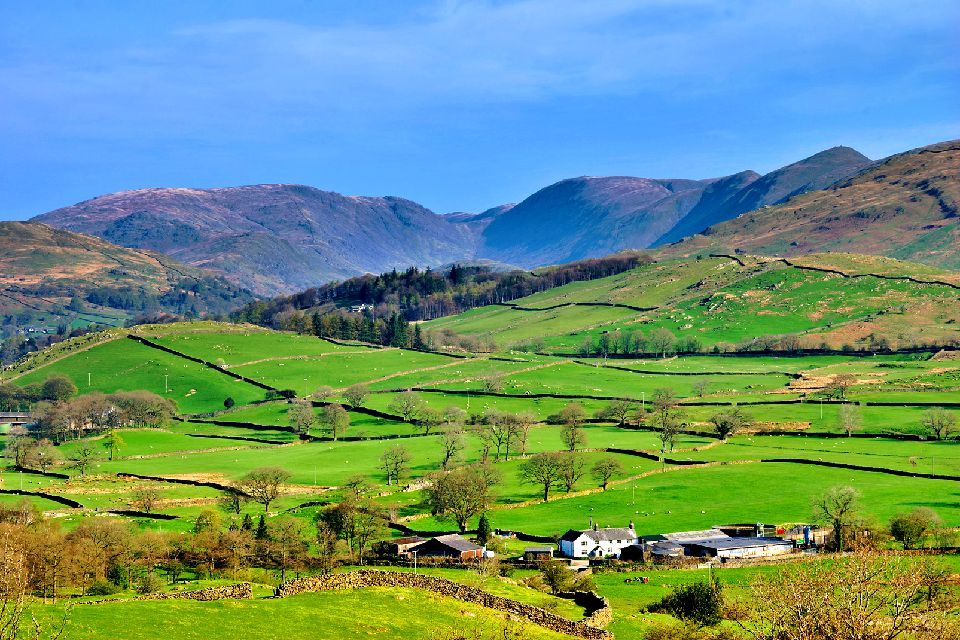 engeland lake district