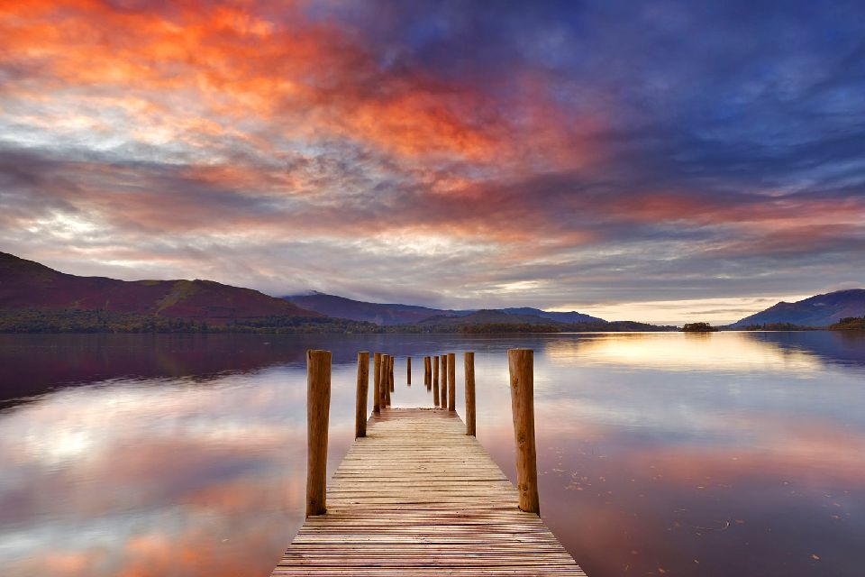 The Lake District , The Mystery of the Lake District , United Kingdom