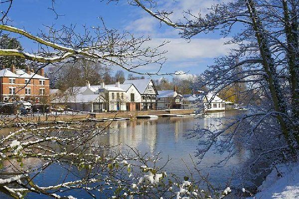 Los canales de Midlands , Los canales de Midlands en Inglaterra , Reino Unido