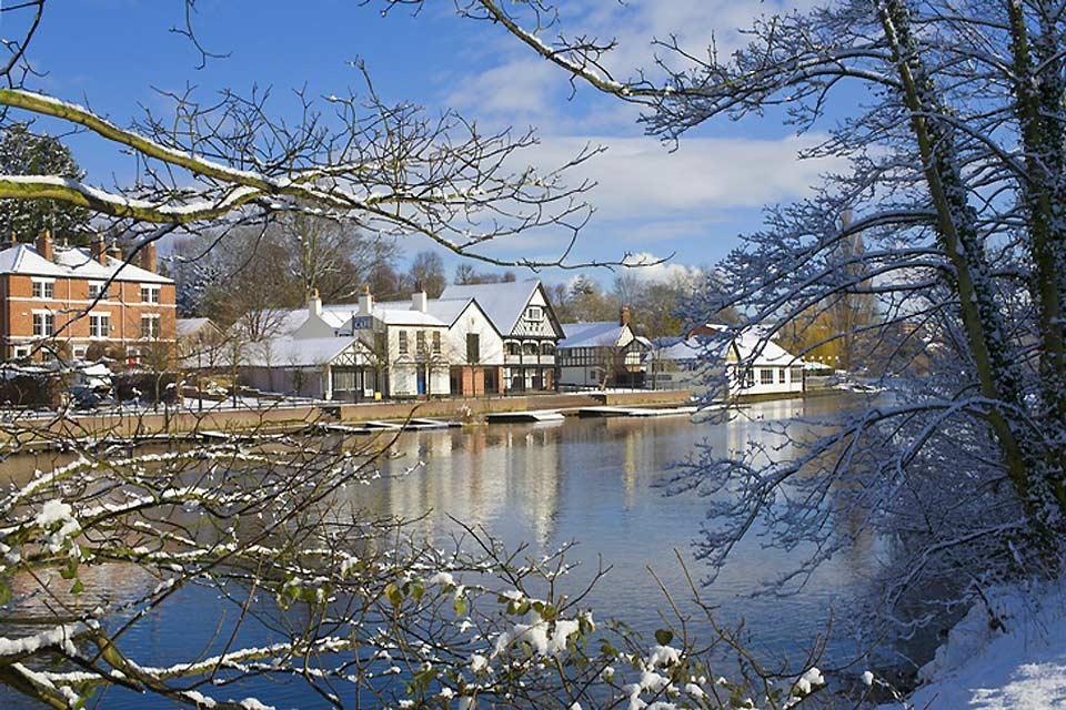 I canali delle Midlands , I canali delle Midlands in Inghilterra , Regno Unito