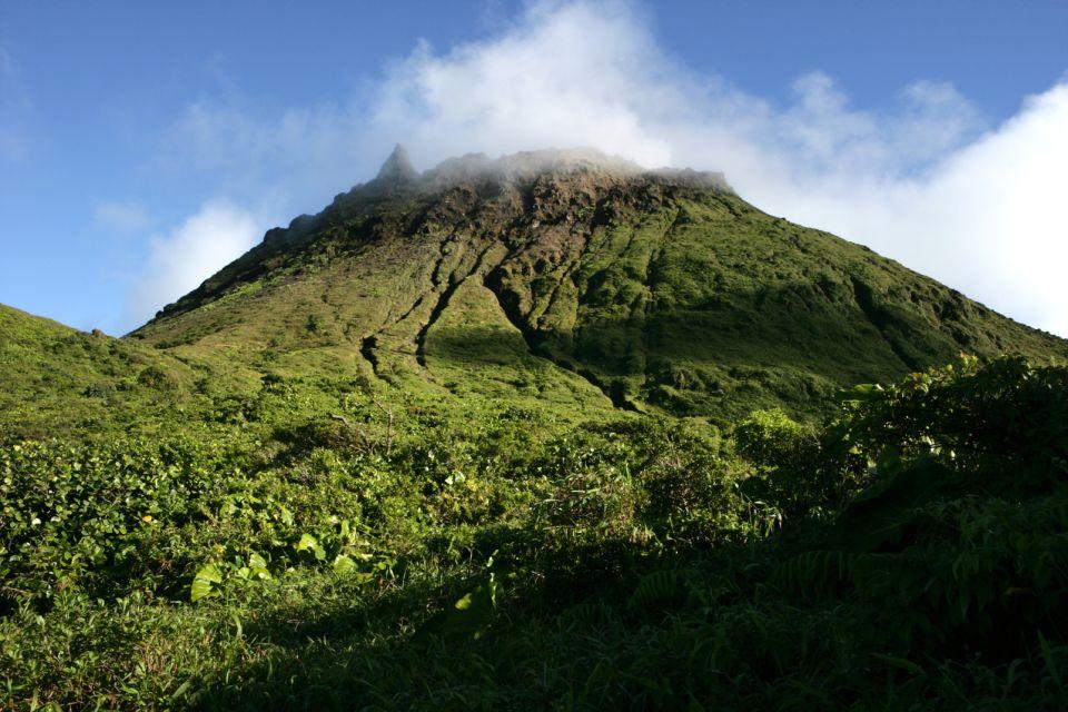 'La Soufrière' volcano, The Soufrière volcano, Landscapes, Pointe à Pitre, Guadelupe