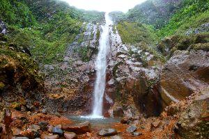 Les chutes du Carbet , Les trois chutes du Carbet , Les îles de Guadeloupe