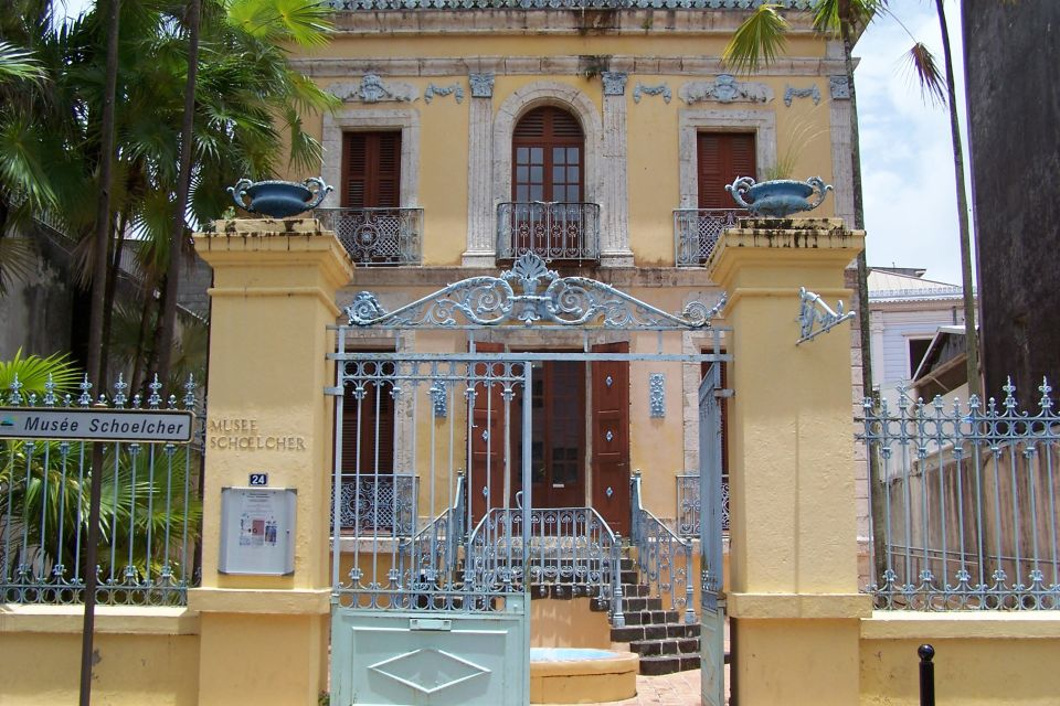 Victor Schoelcher museum, The Edgar-Clerc museum, Arts and culture, Guadelupe