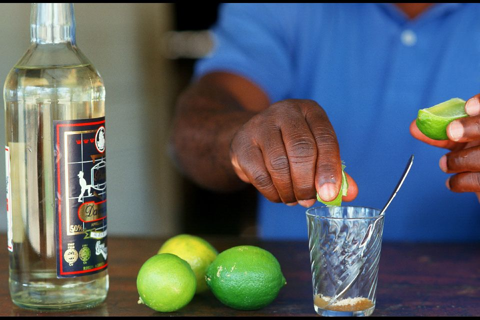 Rum , Rum from the Antilles , The islands of Guadeloupe
